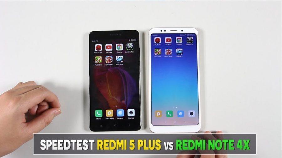 Xiaomi Note 5A Prime Vs Note 4X 1
