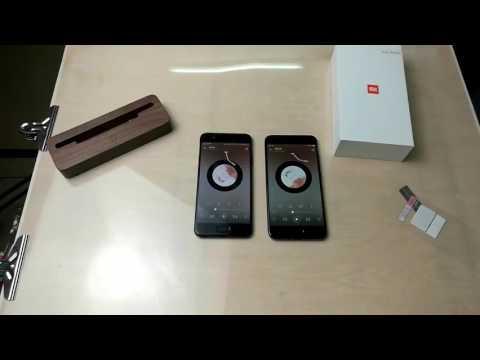Xiaomi O Huawei P10 Lite 1