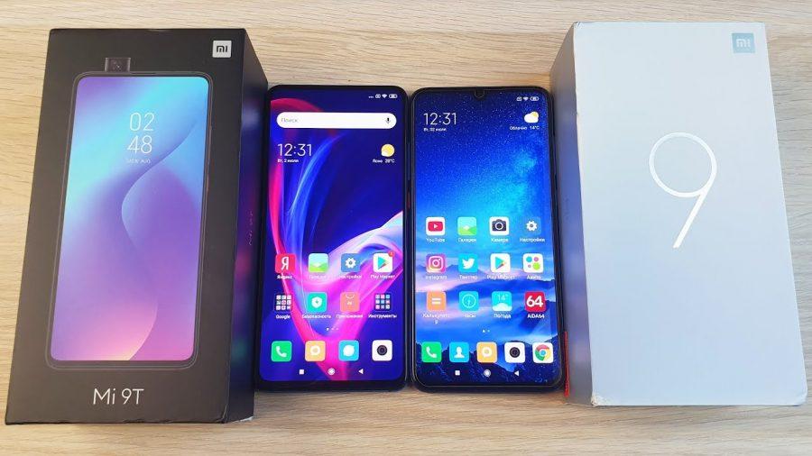 Xiaomi Pocophone F1 Vs Xiaomi Mi 9T 1