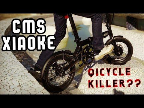 Xiaomi Qicycle Review 1