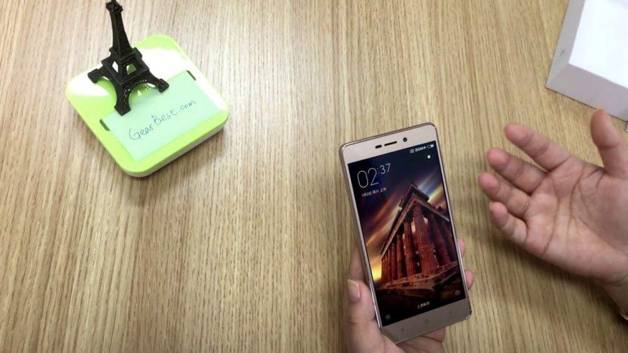 Xiaomi Redmi 3 Pro Android 7 1