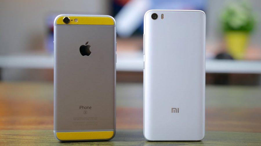 Xiaomi Redmi 4 Pro Vs Mi5 1