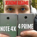 Xiaomi Redmi 4 Vs Redmi 4X 1