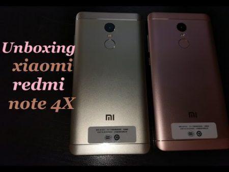 Xiaomi Redmi 4A Dorado 1