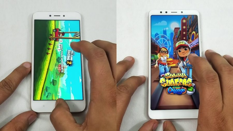 Xiaomi Redmi 5 Vs Note 5A Prime 1