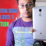 Xiaomi Redmi Note 3 Pro Prime Rom 5