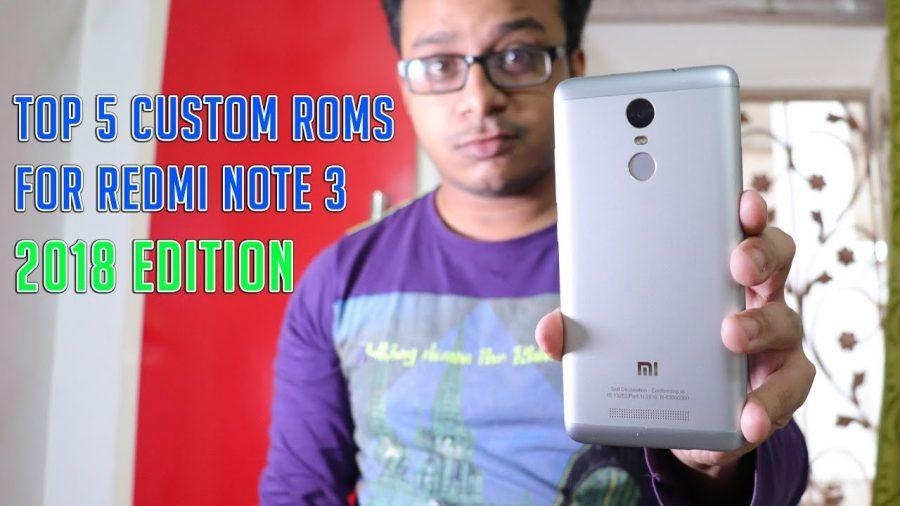Xiaomi Redmi Note 3 Pro Prime Rom 1