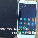 Xiaomi Redmi Note 4 Google Play 1