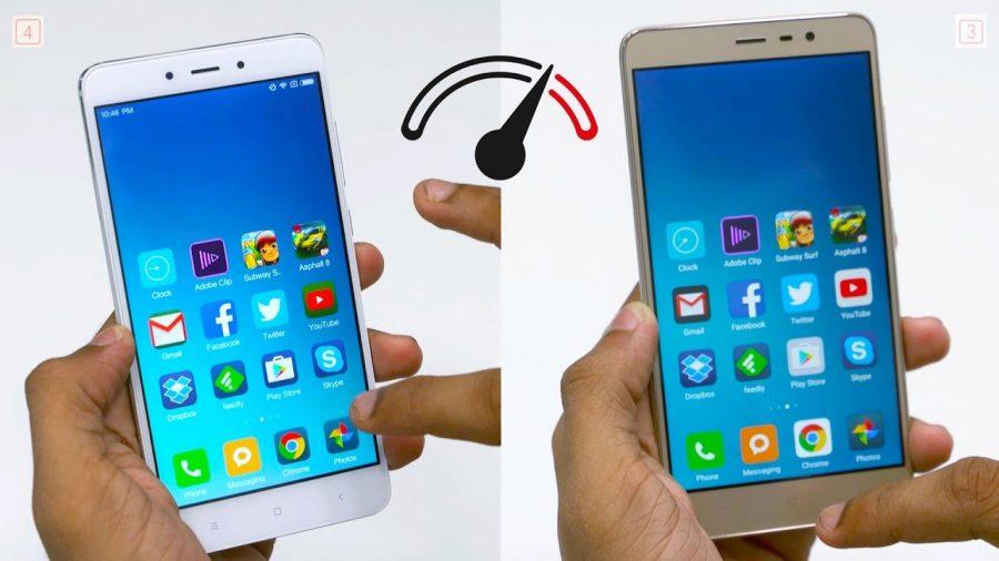 Xiaomi Redmi Note 4 Vs Redmi Note 7 1