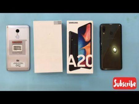 Xiaomi Redmi Note 4 Vs Samsung Galaxy S7 1