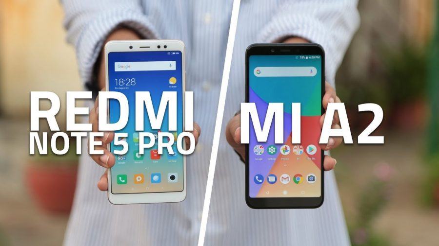 Xiaomi Redmi Note 5 Pro Android 9 1