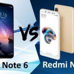 Xiaomi Redmi Note 6 Pro Vs Redmi Note 5 3