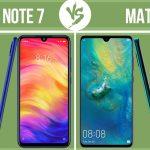 Xiaomi Redmi Note 7 Vs Honor 20 Lite 2