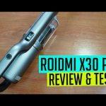 Xiaomi Roidmi F8 Vs Dyson 3