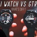 Xiaomi Stratos 2 Vs Huawei Watch Gt 4