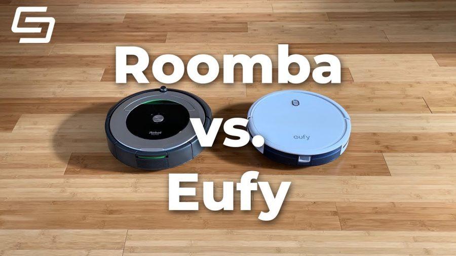 Xiaomi Vacuum Vs Roomba 1