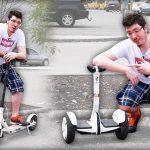 Xiaomi Vs Segway Scooter 4