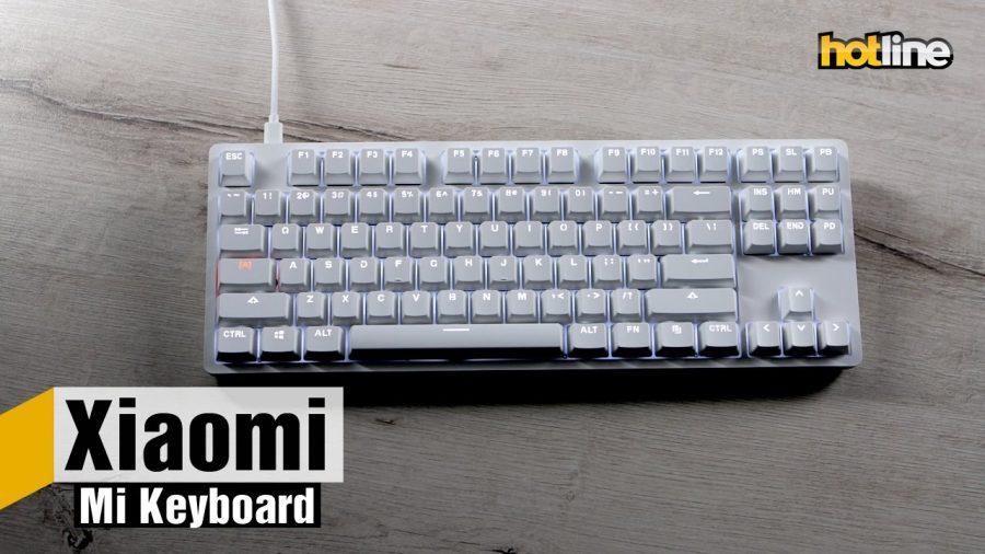 Xiaomi Yuemi Mechanical Keyboard Pro Silent Edition 1