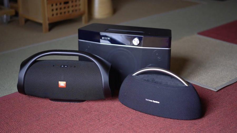 Aiwa Boombox 1