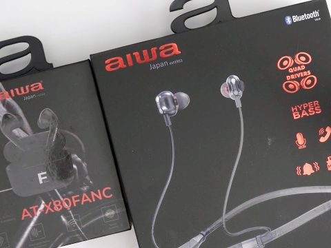 Aiwa Headphones 59