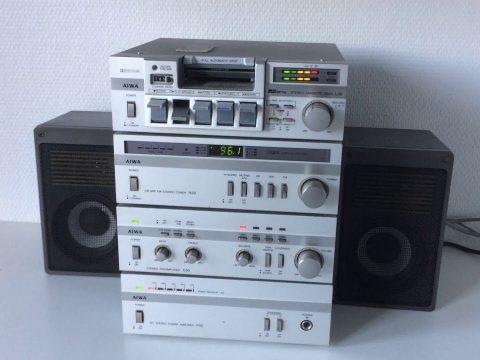 Aiwa Mini Stereo Systems 54