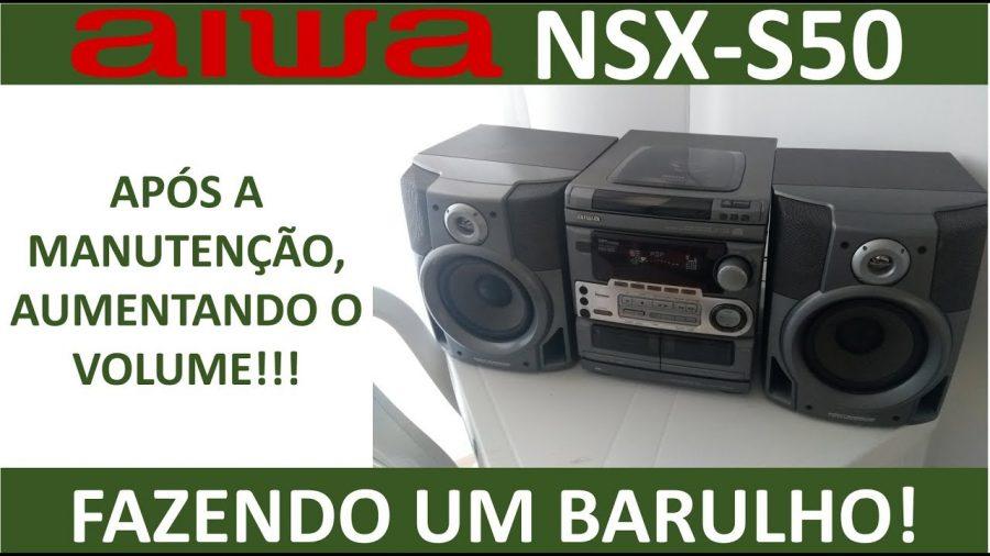 Aiwa Nsx S50 1