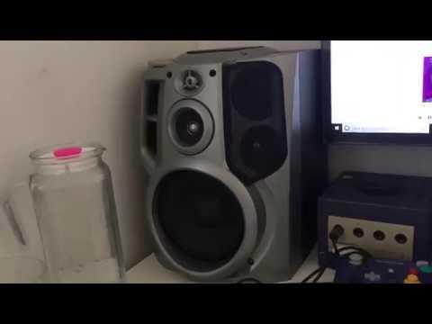 Aiwa Super T Bass Stereo 1