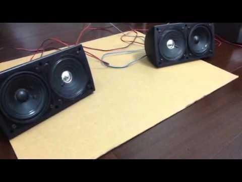 Aiwa Surround Sound System 18