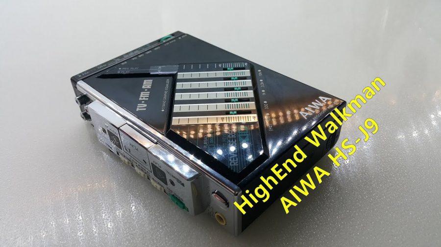 Aiwa Walkman 1