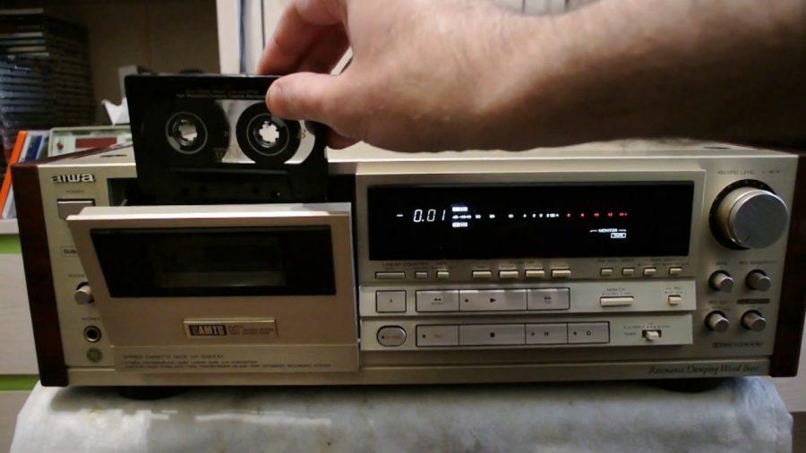 Aiwa Xk S9000 1
