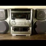 Aiwa Xs G3 Compact Stereo System 5