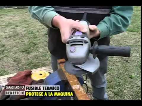 Amoladora Hitachi Leroy Merlin 1