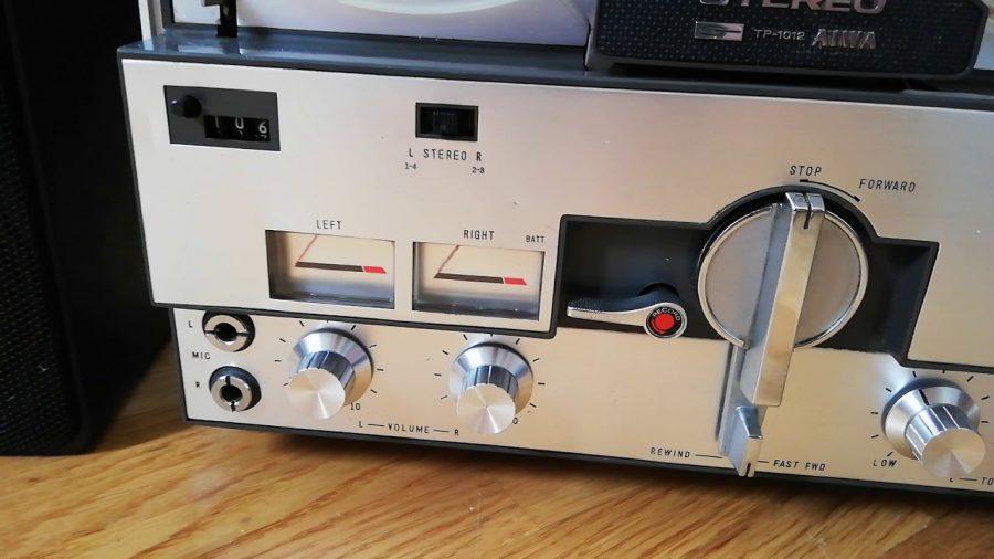 Amplificador Aiwa Mx D10 1
