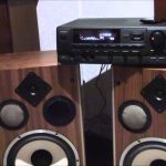 Amplificador Aiwa Mx Z3200M 5