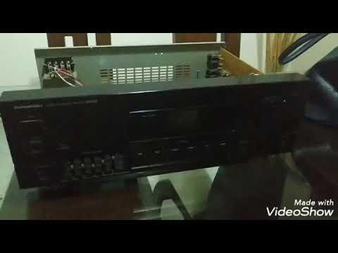 Amplificador Aiwa Mx 1