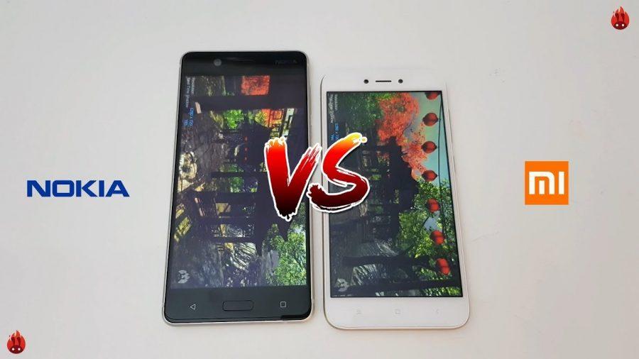Antutu Xiaomi Redmi Note 5A Prime 1