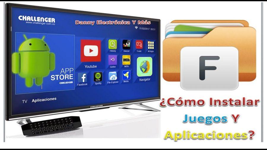 Aplicaciones Smart Tv Td System 1
