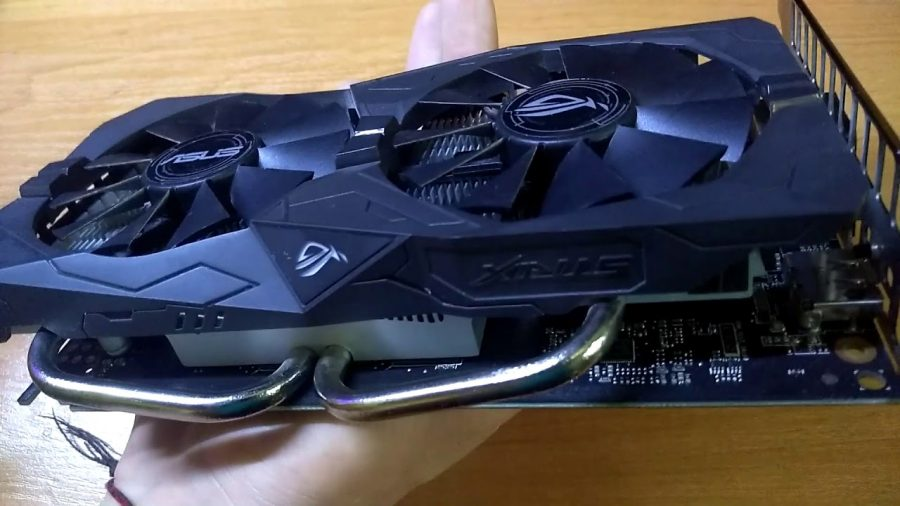 Asus Arez Radeon Rx 560 4Gb Gddr5 Evo 1
