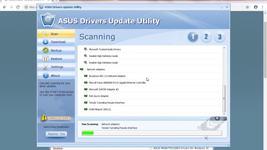 Asus Drivers Update Utility License Key 1