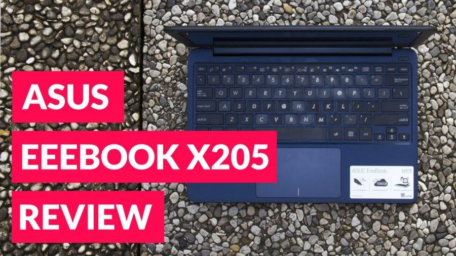 Asus Eeebook E202 1