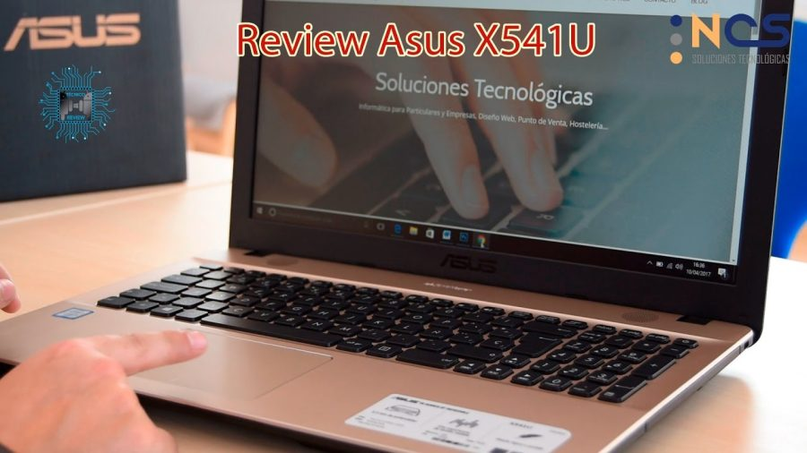 Asus F541Ua I3 Opiniones 1