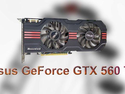 Asus Geforce Gtx 560 Directcu Ii 9