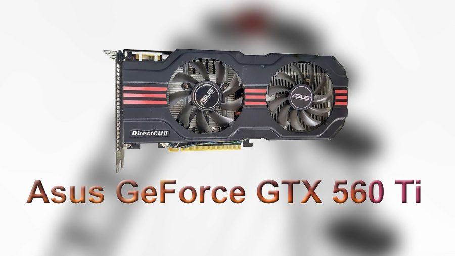 Asus Geforce Gtx 560 Directcu Ii 1