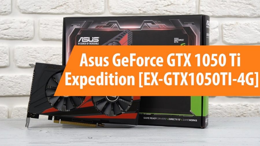 Asus Gtx 1060 Expedition 1