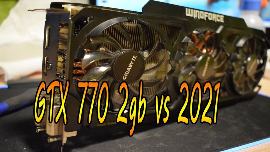 Asus Gtx 770 Directcu Ii Oc 2Gb 1