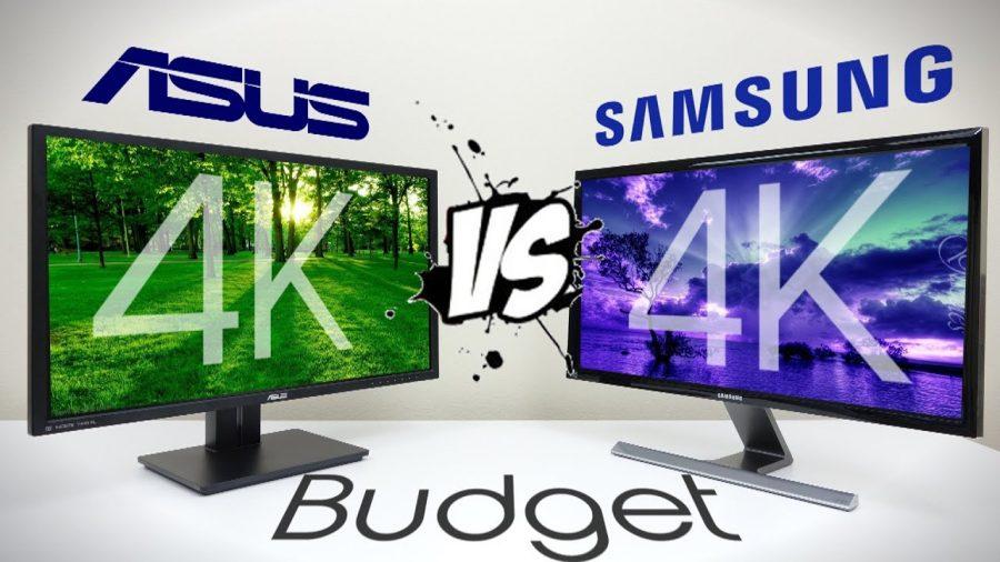 Asus Pb287Q Vs Samsung U28E590D 1