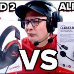 Asus Rog Strix Fusion 300 Vs Hyperx Cloud 2 2