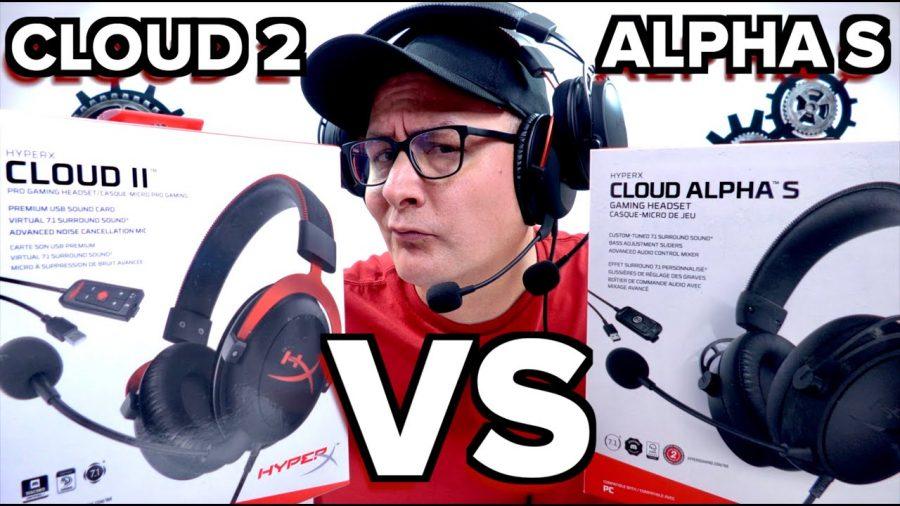 Asus Rog Strix Fusion 300 Vs Hyperx Cloud 2 1