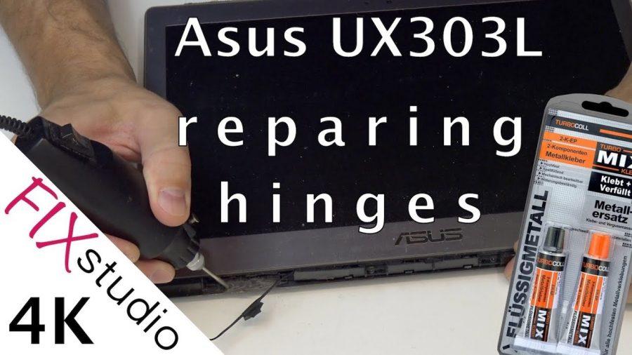 Asus Tx300Ca Hinge 1