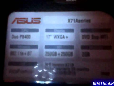 Asus X71A Drivers Windows 7 33